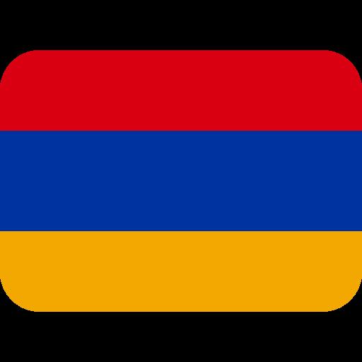 Emoji Bandeira Armênia
